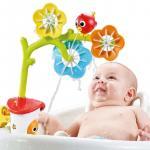 Carusel senzorial pentru baie 0-24 luni Yookidoo