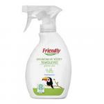 Detergent Spray pentru jucarii si suprafete 250 ml Friendly Organic