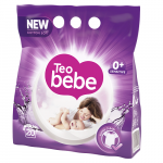 Detergent pudra de rufe Cotton Soft 3Kg Teo Bebe
