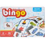 Joc educativ Bingo 36 carduri cu imagini