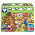 Joc educativ Matematica Mamutilor