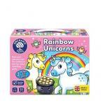 Joc educativ Unicornii Curcubeu