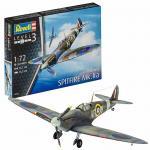 Kit constructii avion Spitfire MK.IIA Revell