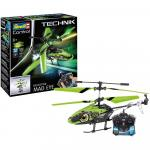 Kit constructii elicopter MadEye Glow in the Dar Revell