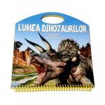 Carte Lumea dinozaurilor