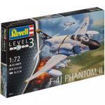 Macheta avion F-4J Phantom II Revell