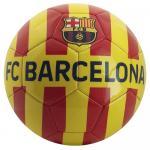 Minge FC Barcelona Catalunya Yellow Red Stripes marimea 5