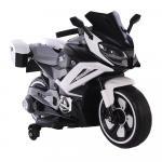 Motocicleta electrica cu lumini Led Nepal White