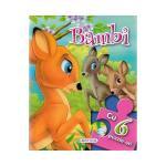 Povesti cu puzzle Bambi