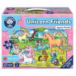 Puzzle Prietenii Unicornului