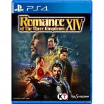 Joc Romance Of The Three Kingdoms XIV Ps4