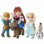 Set de joaca Frozen 2 (5 piese)
