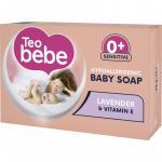 Sapun cu lavanda si vitamina E 75 g Teo Bebe
