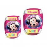 Set protectie cotiere si genunchiere Stamp Minnie