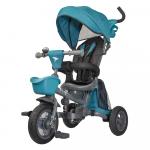 Tricicleta pliabila Hapi Neo Albastru