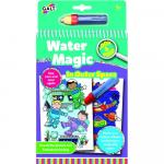 Water magic Carte de colorat Spatiu