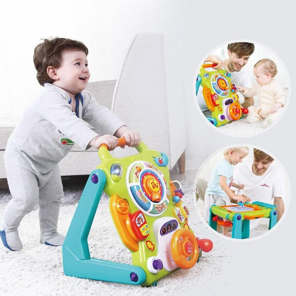 Hola Toys Antemergator si centru cu activitati interactive