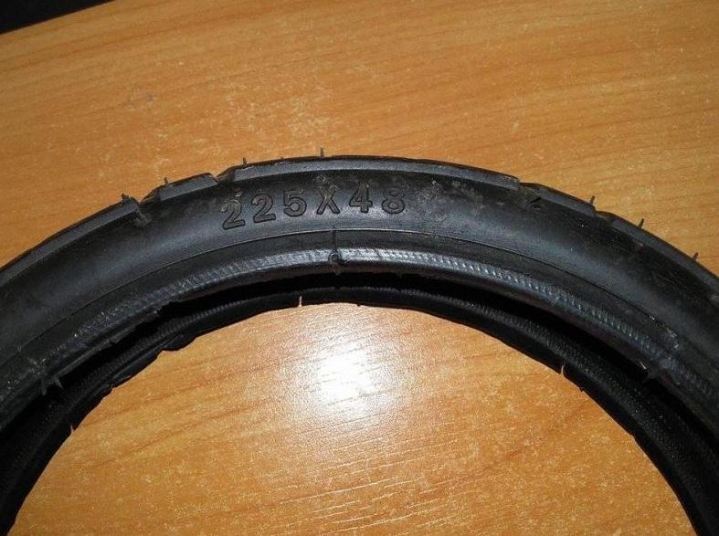 Kerttu Anvelopa 10 inch pentru carucior Kerttu 225×48 (50×160)