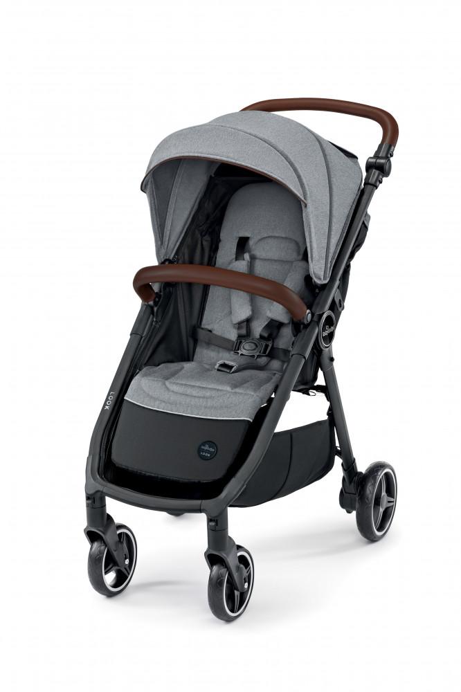 BABY DESIGN Carucior sport Baby Design Look 27 Light Gray 2020