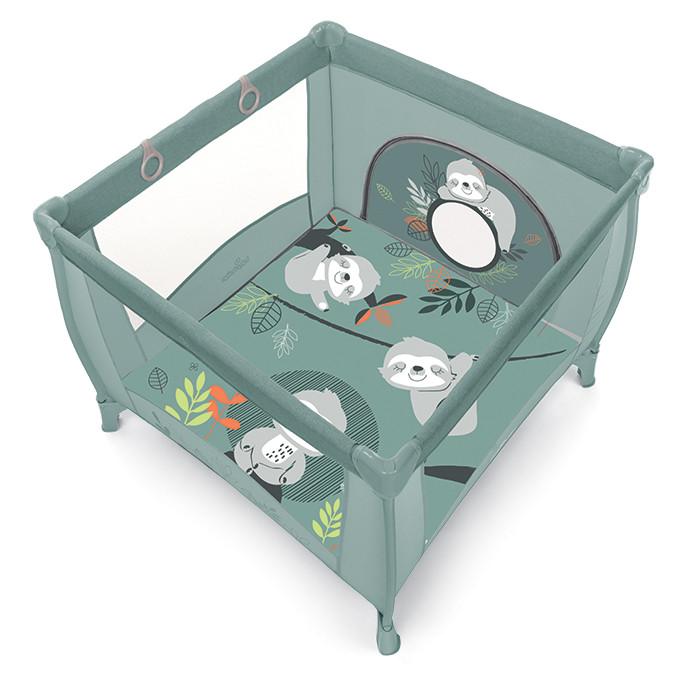 Tarc de joaca Baby Design Play UP 04 Light Green 2020