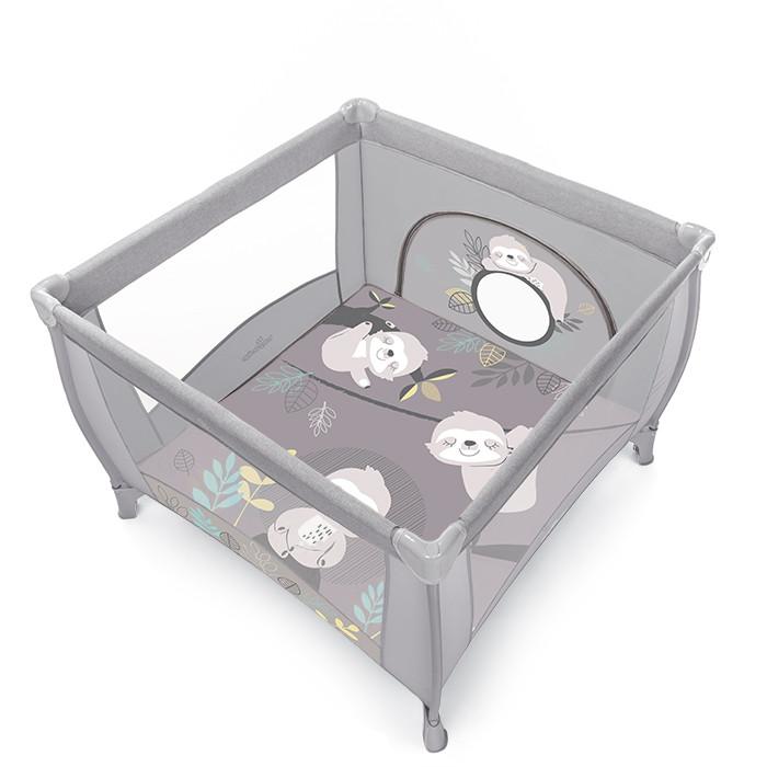 Tarc de joaca Baby Design Play 07 Light Gray 2020