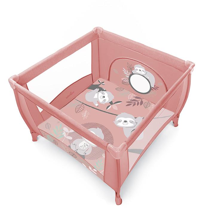 Tarc de joaca Baby Design Play 08 Pink 2020