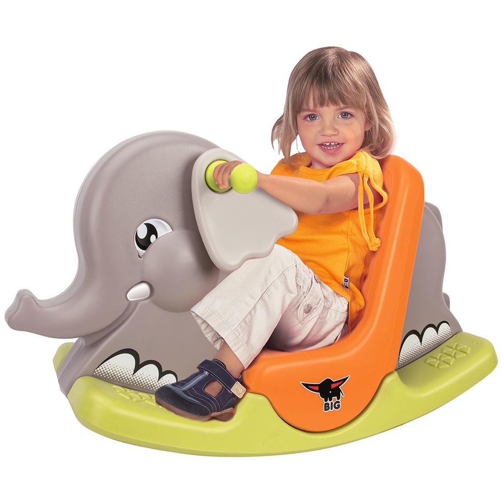 Balansoar Big Rocking Elephant