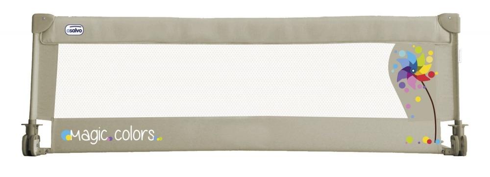 Bariera de protectie pentru pat Asalvo Bed Rail 150 cm Windmill Beige imagine