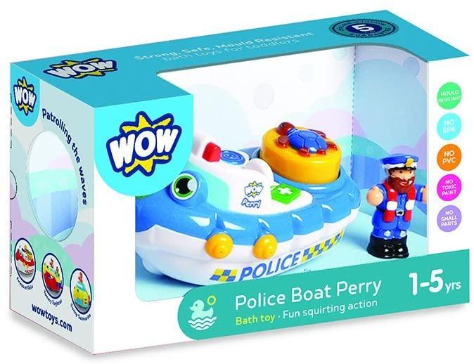 Barca de Politie Perry Wow