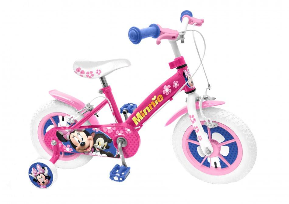 Bicicleta Stamp Minnie 14