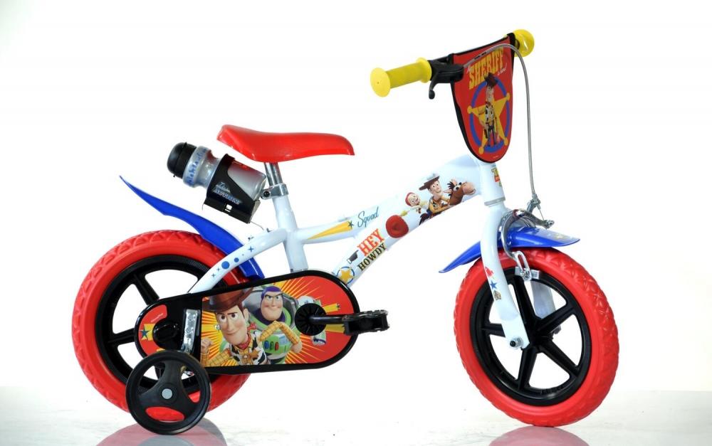 Bicicleta copii 12 Toy Story 4 imagine