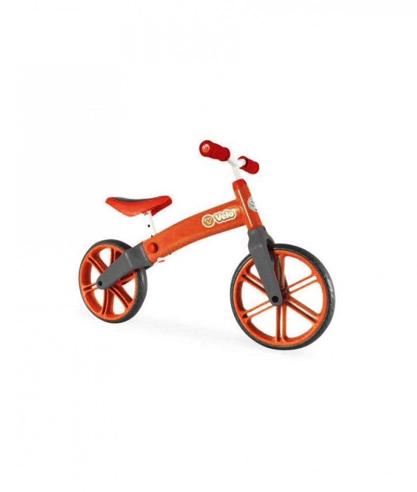 Bicicleta fara pedale Y Volution Y Velo red senior
