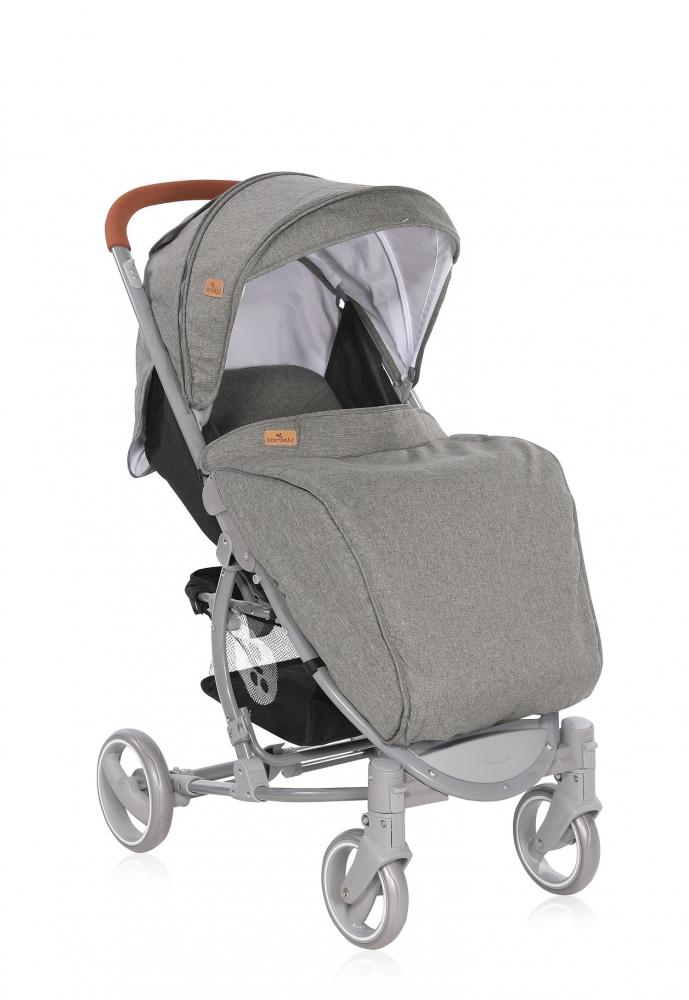LORELLI Carucior pentru nou-nascut S 300 Dark Grey