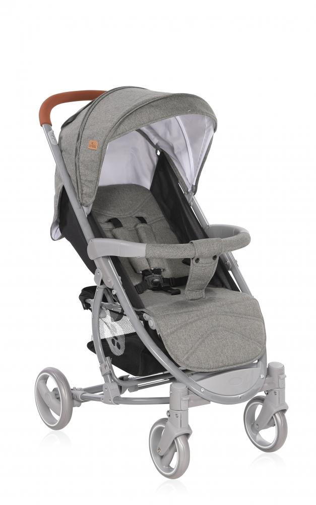 Carucior pentru nou-nascut S 300 Dark Grey imagine