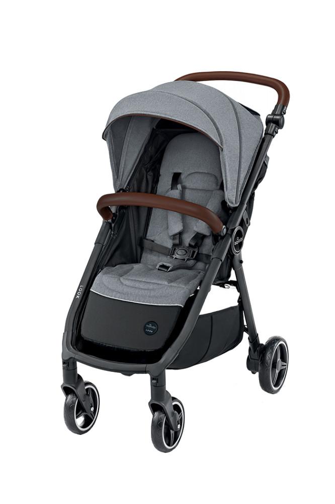 BABY DESIGN Carucior sport Baby Design Look 07 Gray 2020