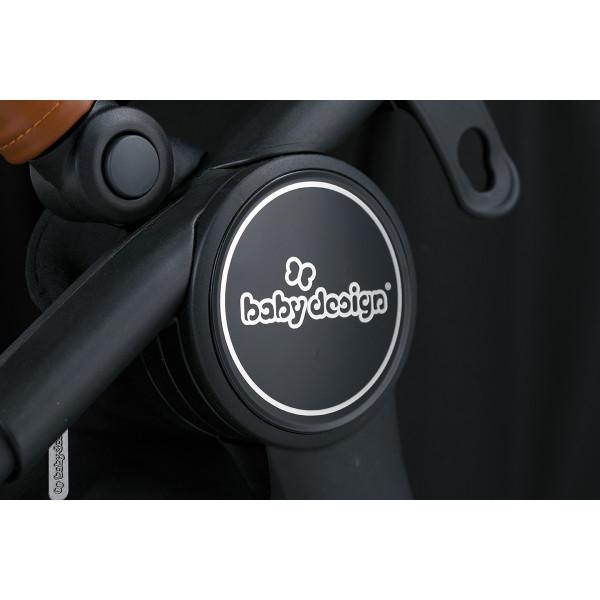 Carucior sport Baby Design Look 27 Light Gray 2020