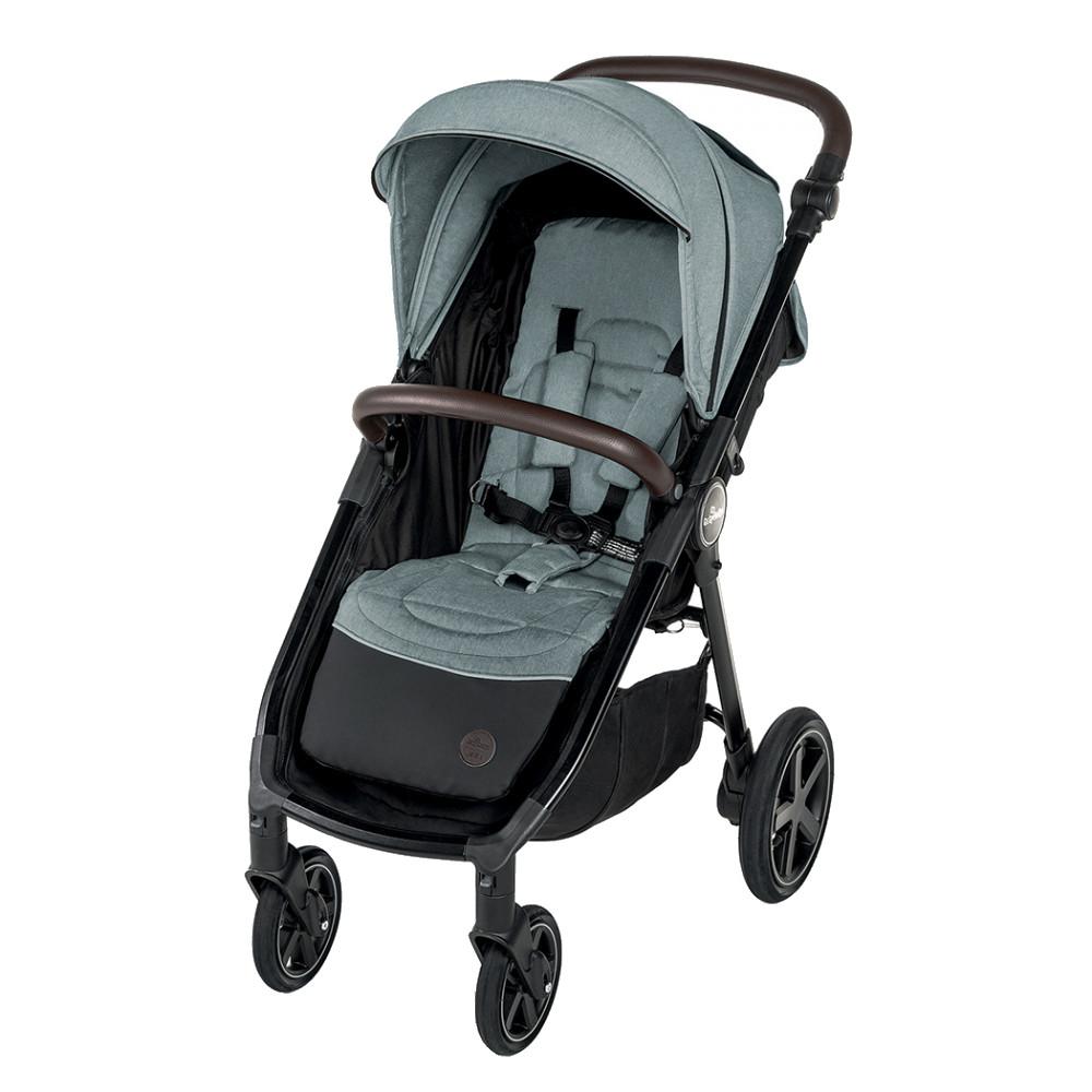 Carucior sport cu roti gonflabile Baby Design Look Air 05 Turquoise 2020 - 9