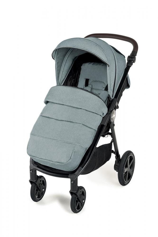 Carucior sport cu roti gonflabile Baby Design Look Air 05 Turquoise 2020 - 1