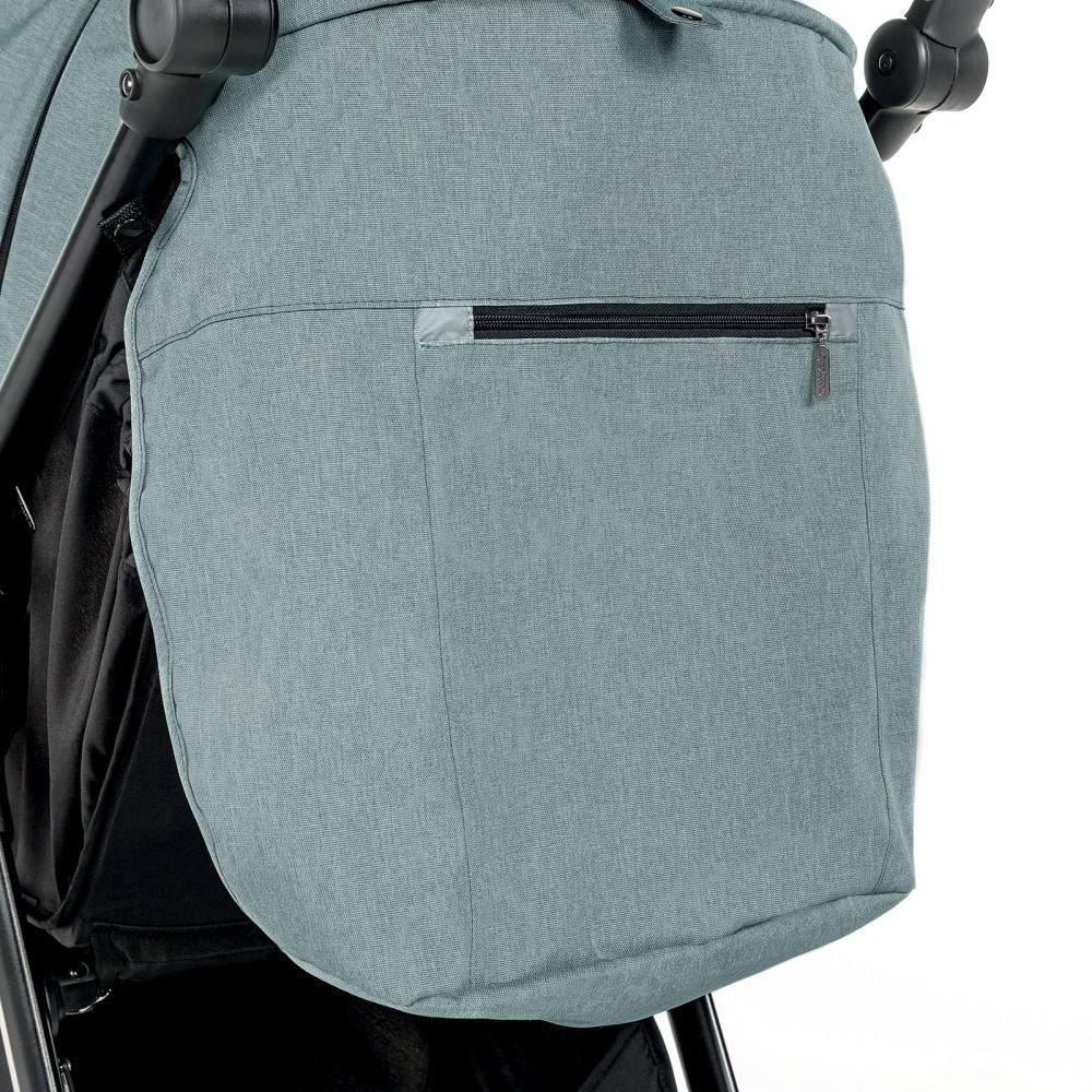 Carucior sport cu roti gonflabile Baby Design Look Air 07 Gray 2020 - 2