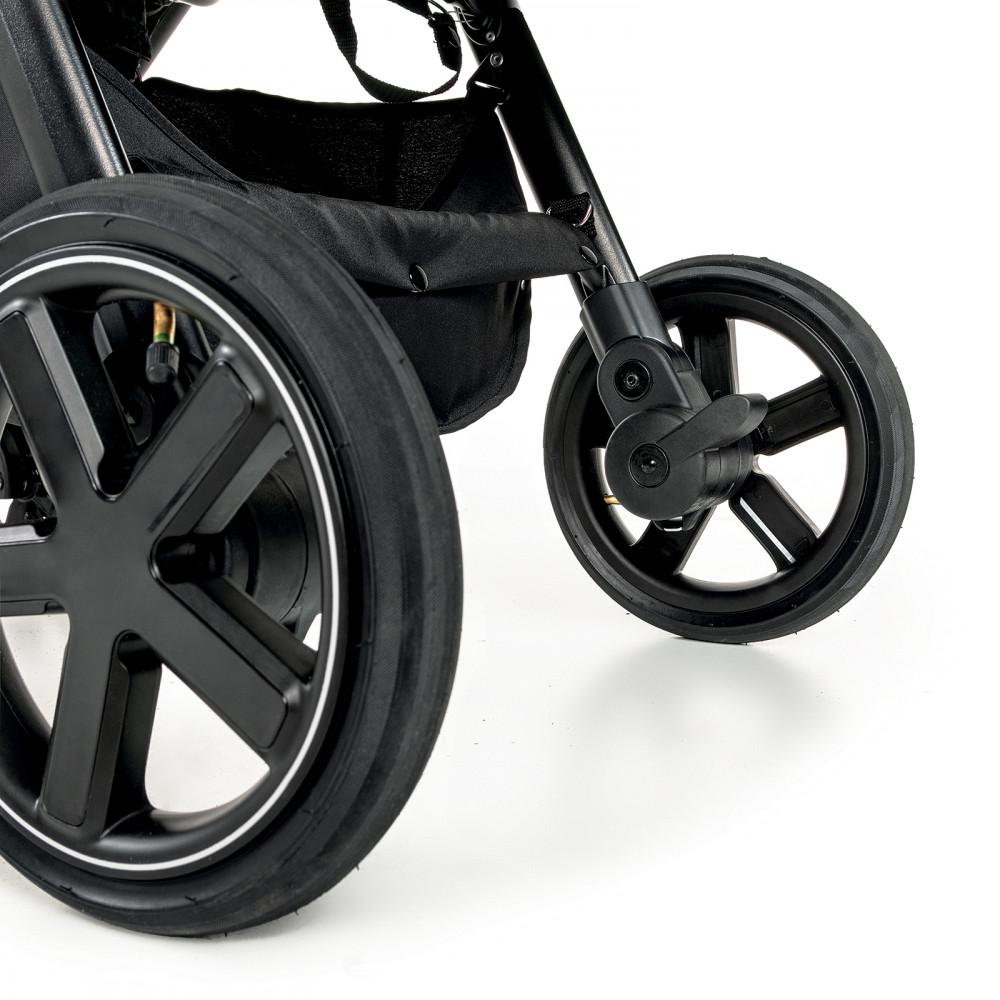 Carucior sport cu roti gonflabile Baby Design Look Air 07 Gray 2020 - 3