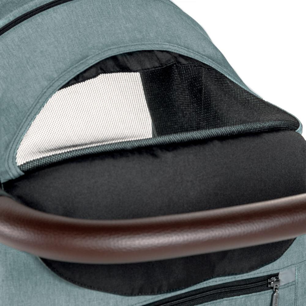 Carucior sport cu roti gonflabile Baby Design Look Air 07 Gray 2020 - 6