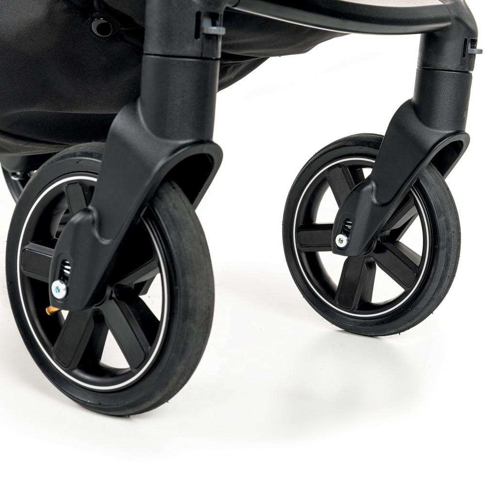 Carucior sport cu roti gonflabile Baby Design Look Air 07 Gray 2020 - 8