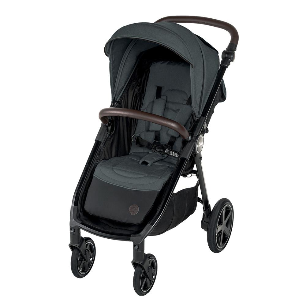 BABY DESIGN Carucior sport cu roti gonflabile Baby Design Look Air 17 Graphite 2020