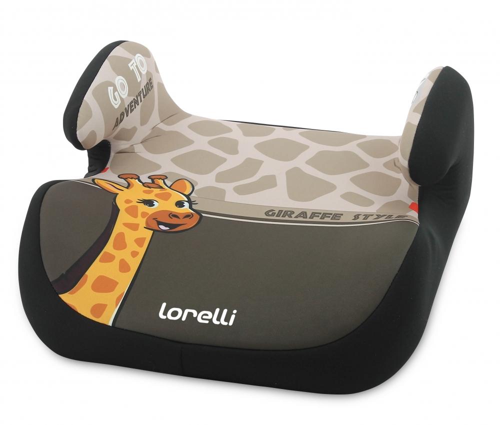 Inaltator auto Topo Comfort 15-36 Kg Giraffe Light Dark Beige imagine