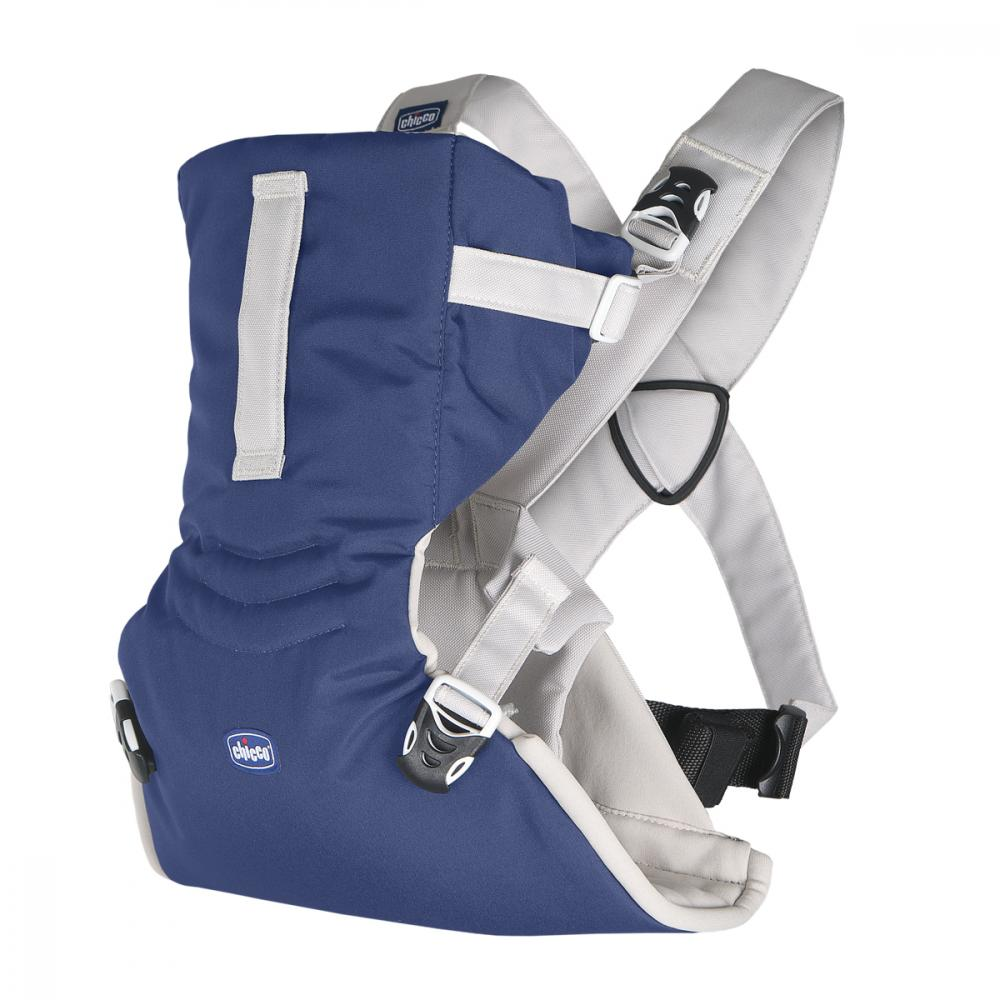 Marsupiu ergonomic Chicco Easy Fit Blue Passion 0luni+