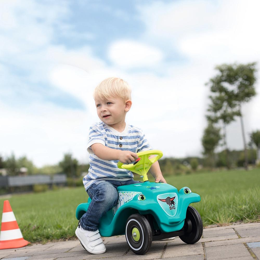 Masinuta de impins Big Bobby Car Classic Little Star