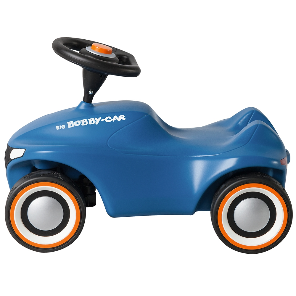Masinuta de impins Big Bobby Car Neo blue