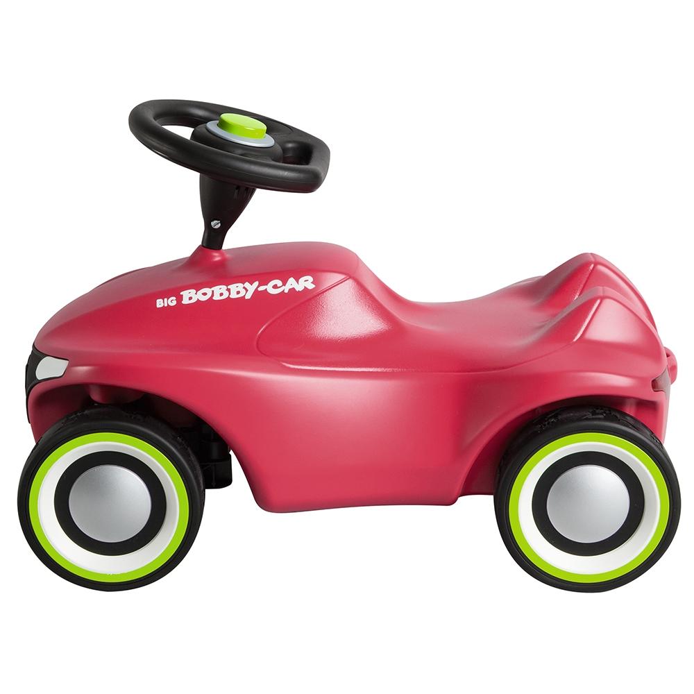 Masinuta de impins Big Bobby Car Neo pink imagine