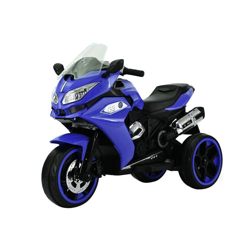 Motocicleta electrica cu lumini LED Torino Blue imagine