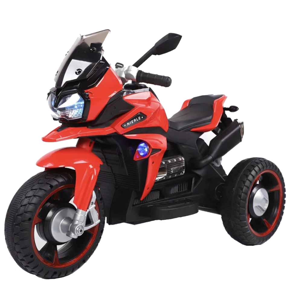 Motocicleta electrica cu lumini Ontario Red